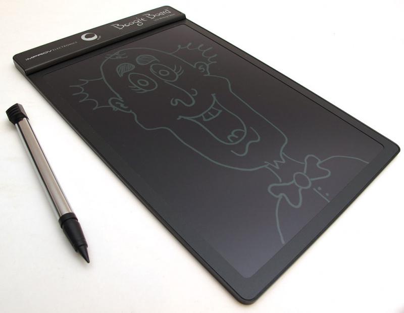 Boogie Board 電子手寫塗鴉板 [2尺寸][3色]