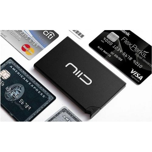 NIID RFID 晶片卡防盜卡套