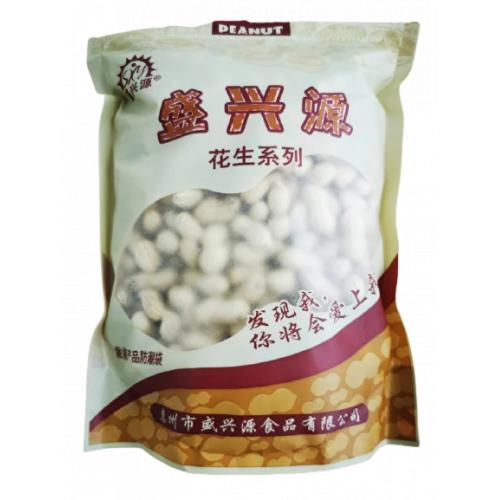烘炒花生 (約500g)