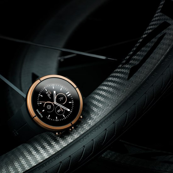Suunto Spartan Ultra Special Edition (HR) GPS心率監控運動手錶 [GOLD]