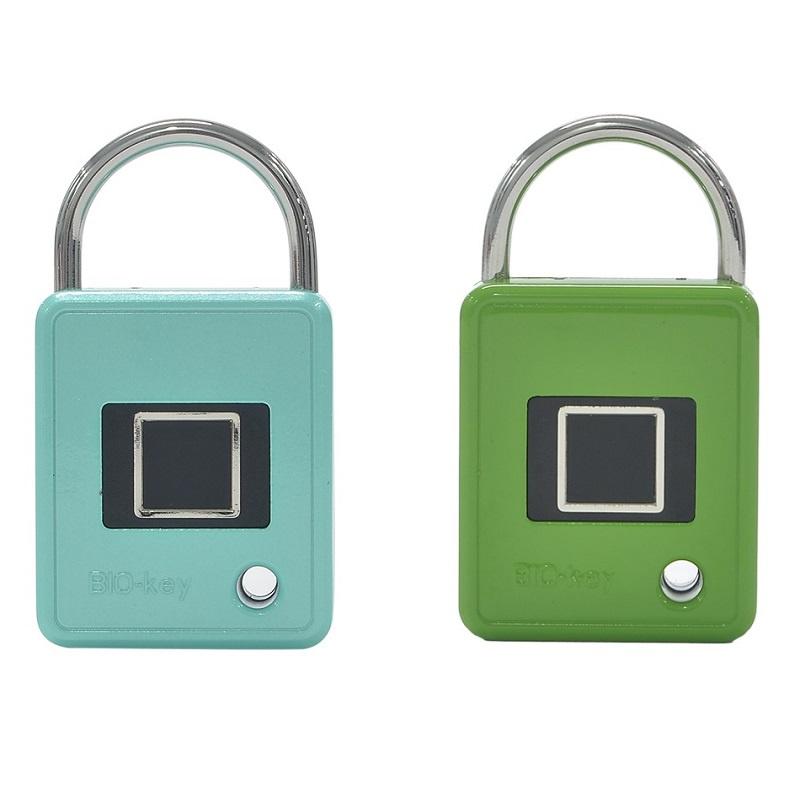BIO-KEY 指紋掛鎖方鎖系列 [2色]