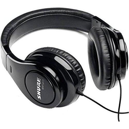 Shure SRH240A 封閉式頭戴式耳機