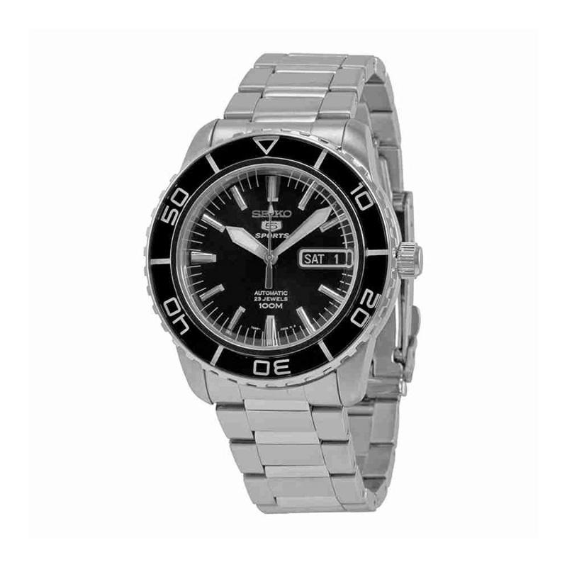 Seiko SNZH55K1S 自動機械鋼帶手錶