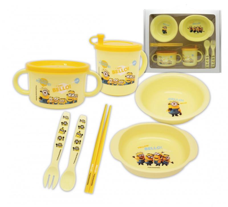 卡通兒童專用餐具套裝 [3款]