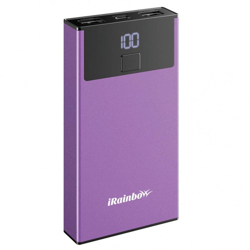iRainbow iP10Q QC3.0 10000mAh 移動電源 [6色]