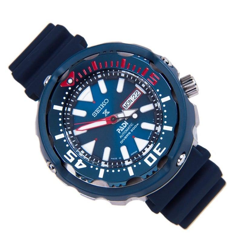 Seiko Prospex PADI SRPA83J1 聯名潛水限量機械男腕錶