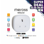 Meross MSS210 Apple HomeKit 智能定時插頭