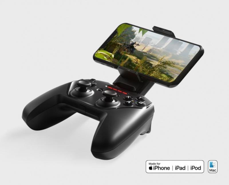 SteelSeries NIMBUS+ Apple 遊戲控制器
