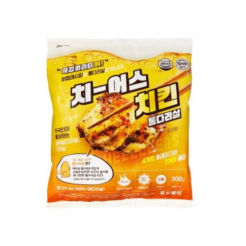 韓式啤酒風味香燒雞腿肉 [300g]