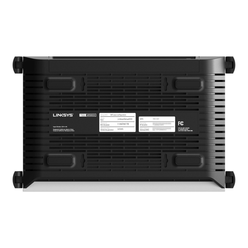 Linksys MR9600 雙頻網狀 WiFi 6 路由器