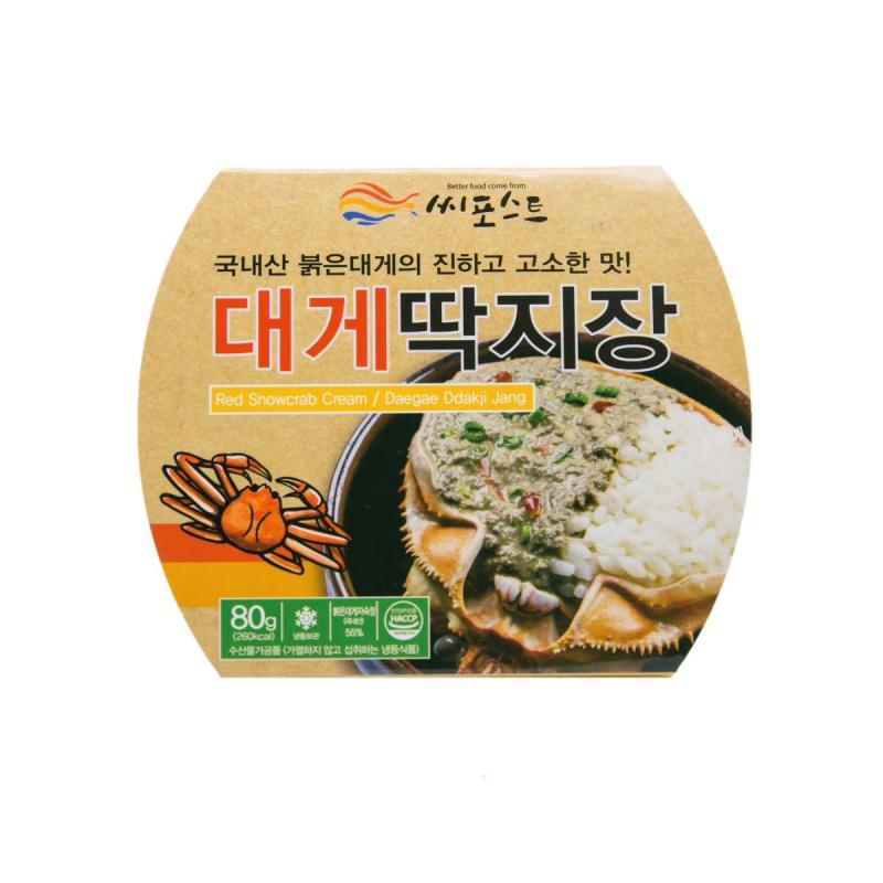 韓國即食蟹黃醬 [80G]