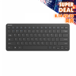 Philips (K614) SPK6614 2.4G+BT Keyboard [黑色]