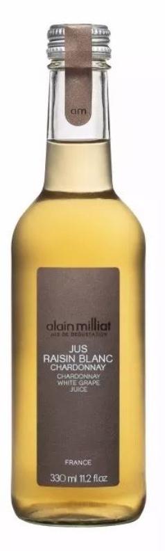 法國ALAIN MILLIAT 霞多麗白葡萄果汁 [330ml]