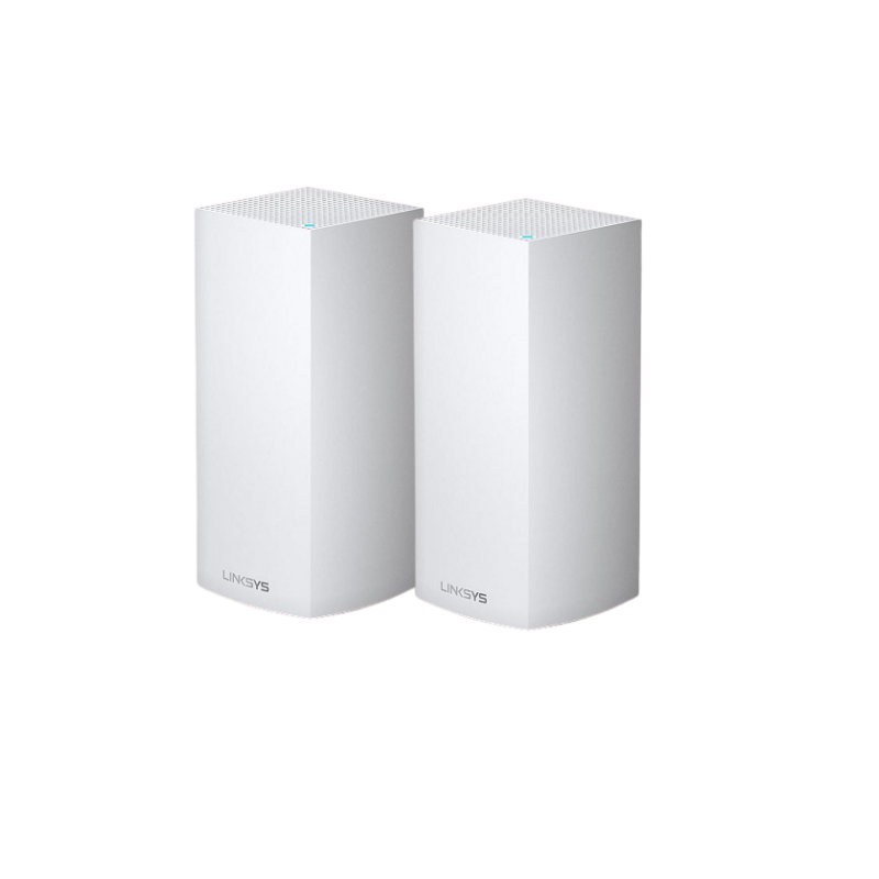 Linksys MX4052 WiFi 6 Velop 三頻Mesh 路由器 [2件裝]