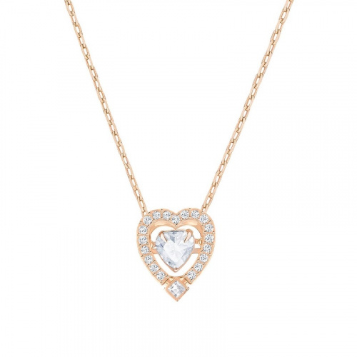 Swarovski Sparkling Dance Heart 頸鏈 [3色] 5284188/ 5284190/ 5272365