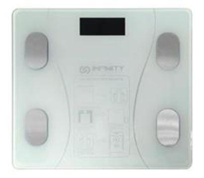Infinity WM-20 智能電子體重磅 [3色]