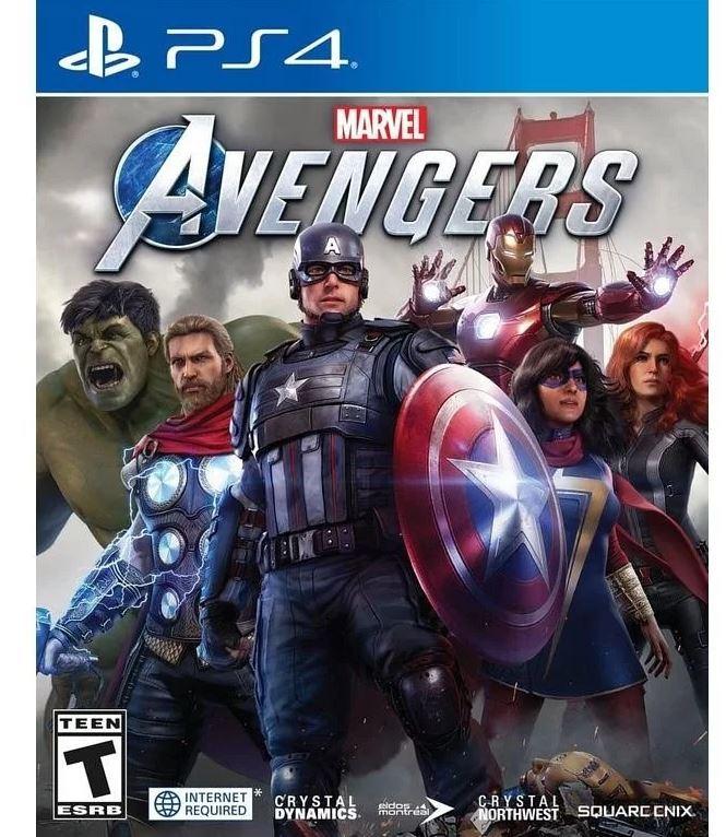 PS4 Marvel's Avengers 漫威復仇者聯盟 (中英文版)