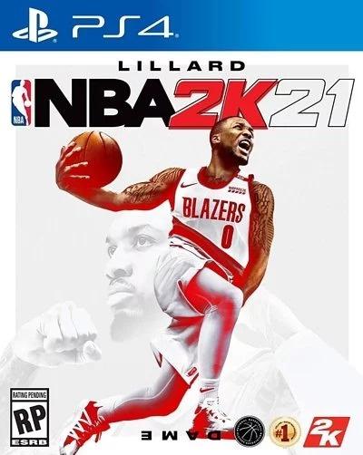 PS4 NBA 2K21 [中英文版]