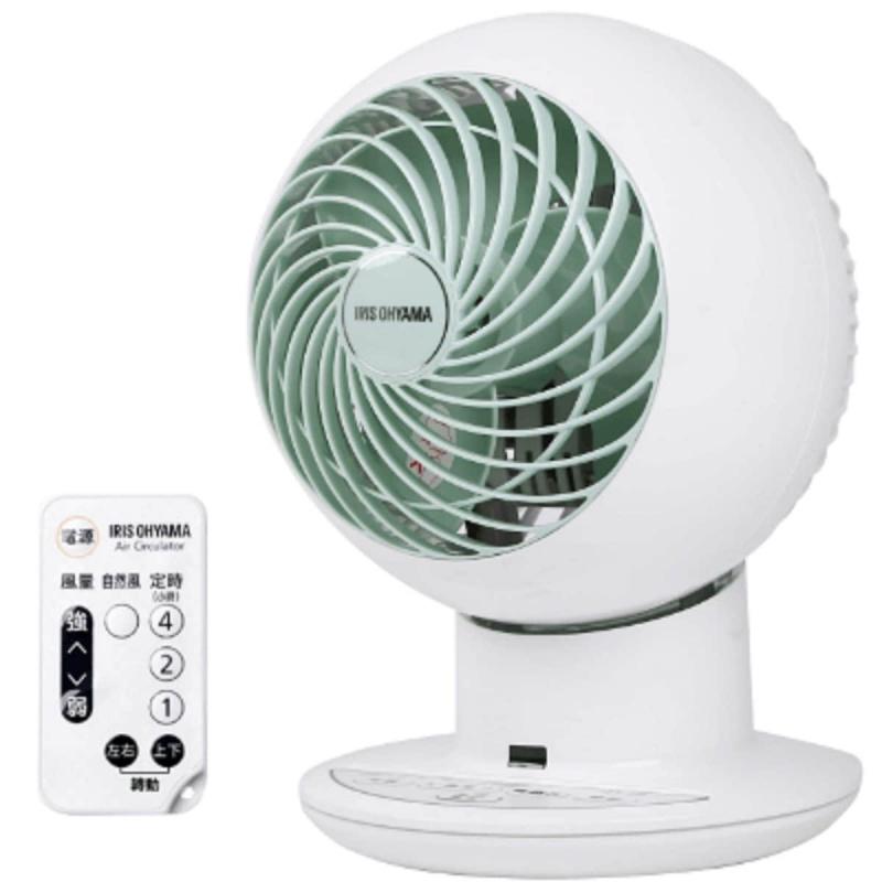 IRIS OHYAMA PCF-SC15T 全方位靜音循環風扇 [2色]