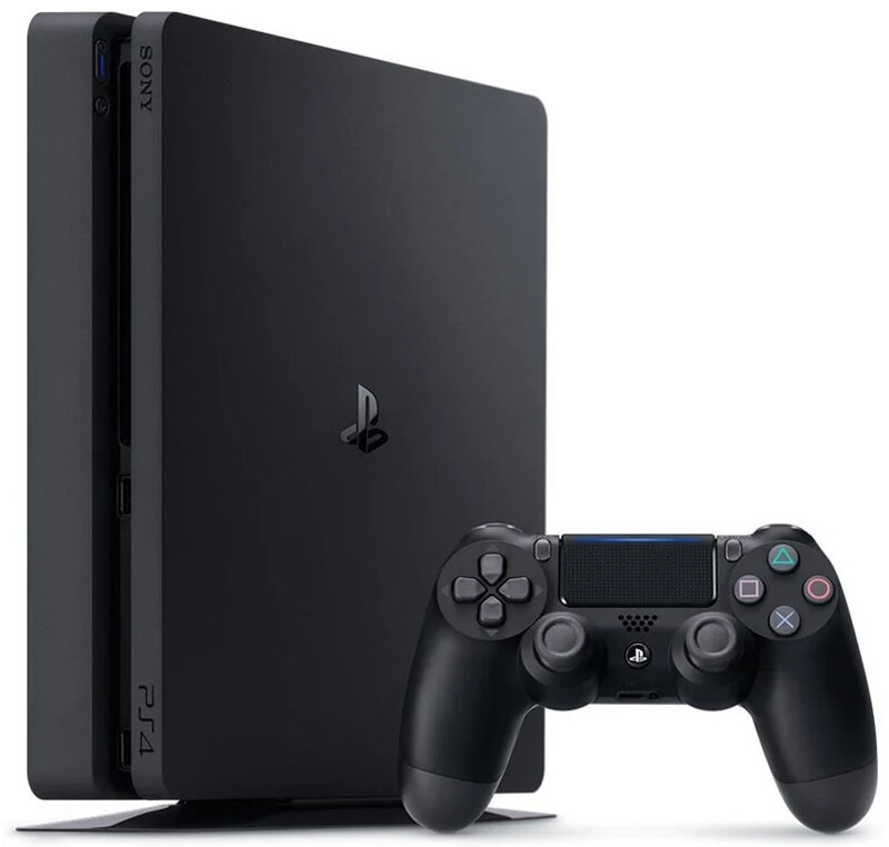 Sony PlayStation 4 Slim 1TB 主機 [黑色]