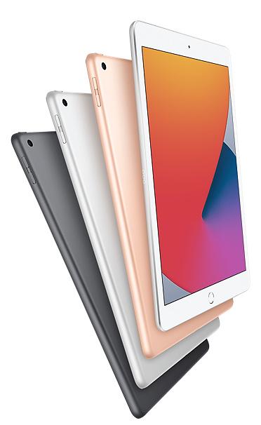"Apple 2020 iPad 10.2"" 平版電腦 [Wifi版][32/128GB] [3色]"