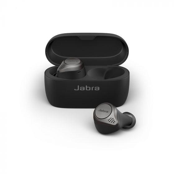 Jabra Elite 75t 真無線耳機 [黑色]