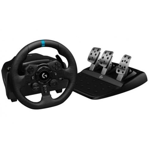 Logitech G923 TRUEFORCE 賽車方向盤 (送Assetto Corsa Competizione(PS4版)及LEGO®️ McLaren - Senna)