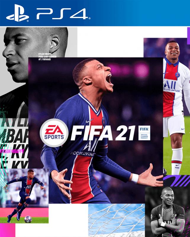 PS4 FIFA 21 [2版本]