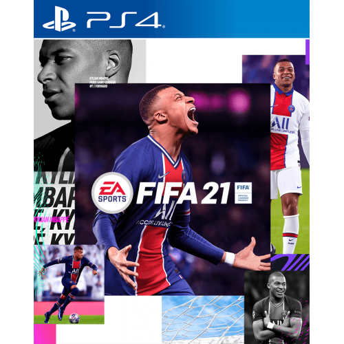 PS4 FIFA 21 [普通版/終極版]