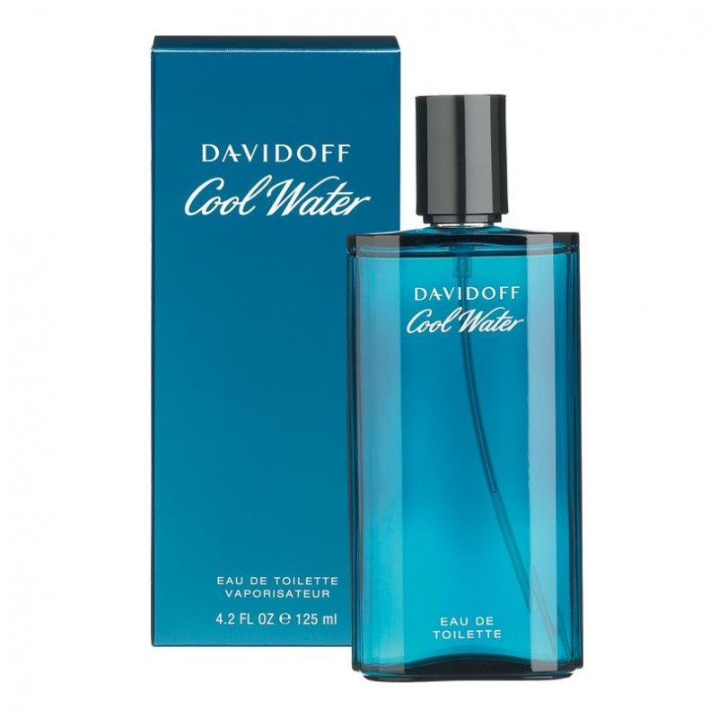 Davidoff Cool Water Men EDT 淡香水125ml