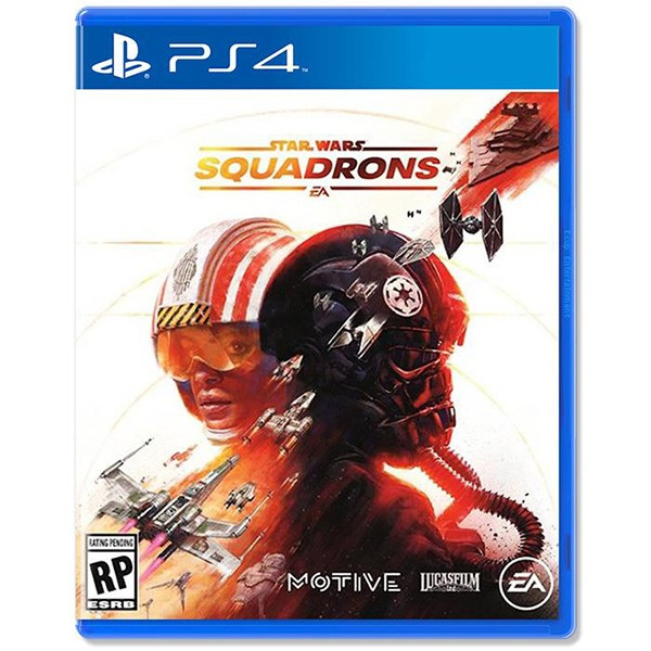 PS4《星際大戰:中隊爭雄》STAR WARS:SQUADRONS