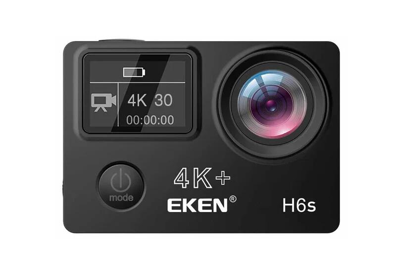 EKEN H6s 防水4k 1080P運動相機