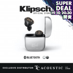 KLIPSCH T5 True Wireless 真無線耳機 [2色]