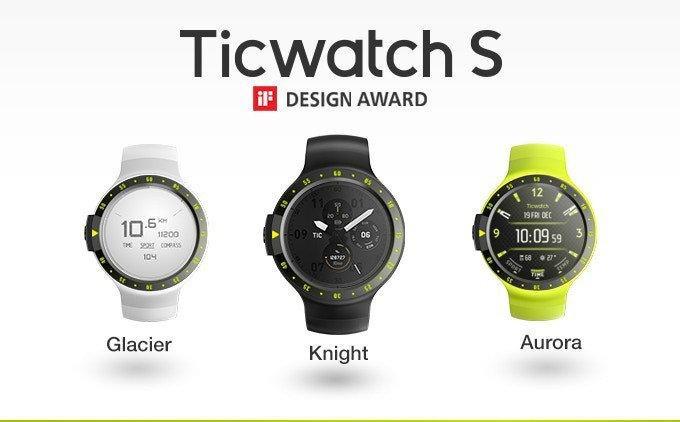 Mobvoi Ticwatch 智能手錶 [S版]