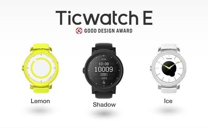 Mobvoi Ticwatch 智能手錶 [E/S版]