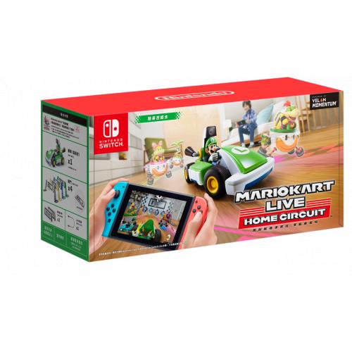 Nintendo Switch Mario Kart Live: Home Circuit 瑪利歐賽車實況:家庭賽車場 [路易吉版本]2