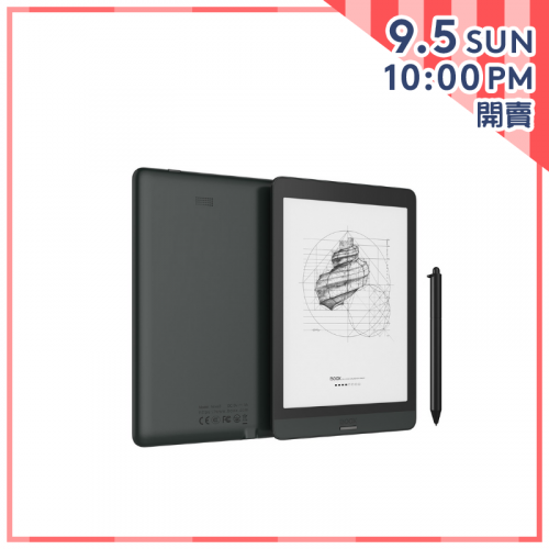 """BOOX Nova3 7.8"""" Eink Android 閱讀器【母親節精選】"""