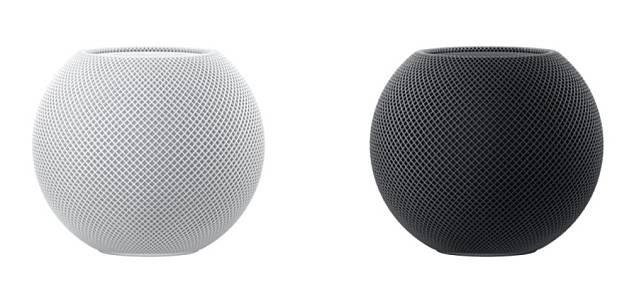 Apple HomePod Mini 智慧音箱 [2色]