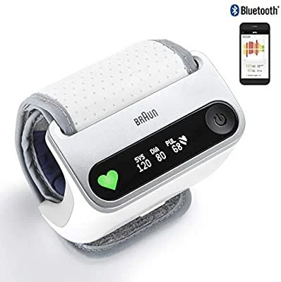 Braun iCheck 7 血壓計 (BPW4500) 【恒生限定】