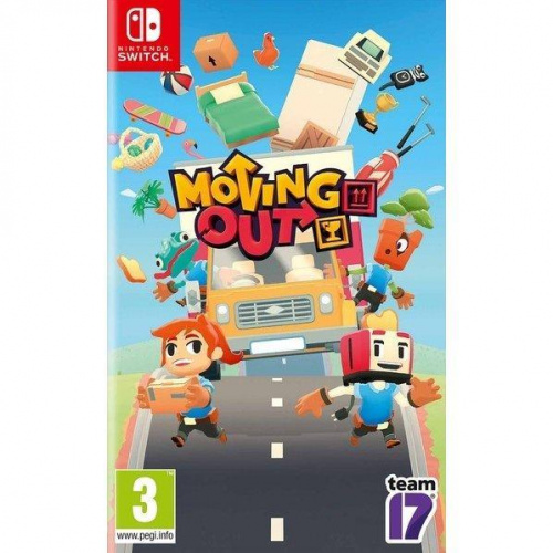 Nintendo Switch 胡鬧搬家 Moving Out