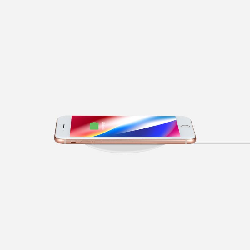 Momax UD6 Q.Pad X 超薄極速無線充電器 [2色]