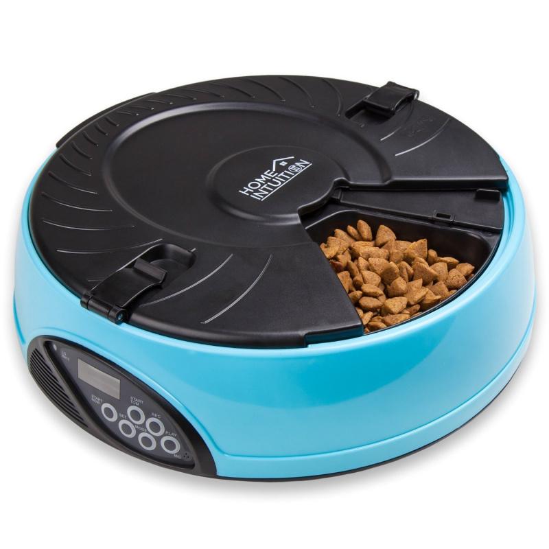 PetWants PF-18 定時寵物餵食器 [2色]