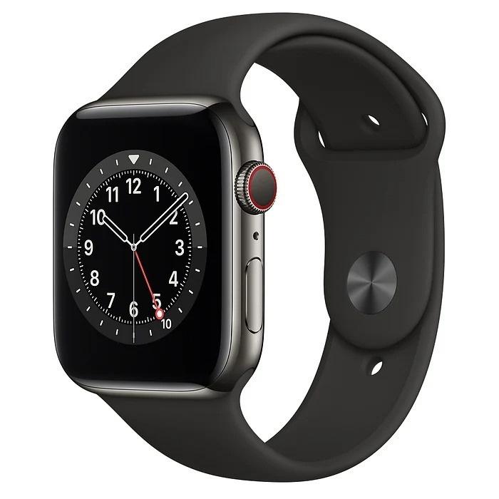 Apple Watch Series 6 GPS 運動錶帶[40mm] [2色] 【DBS獨家優惠】