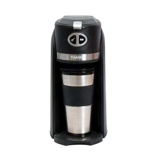 日本Thanko My Barista 磨豆沖粉雙用式咖啡機 (送韓國Mediness手部按摩器)