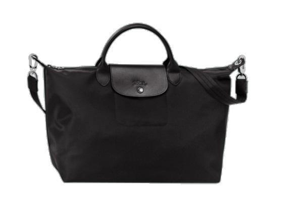Longchamp Le Pliage Heritage L 手袋 (1630578001)