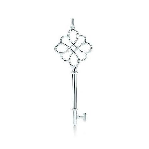 Tiffany & Co Keys 結形鑰匙吊墜 (27631975)