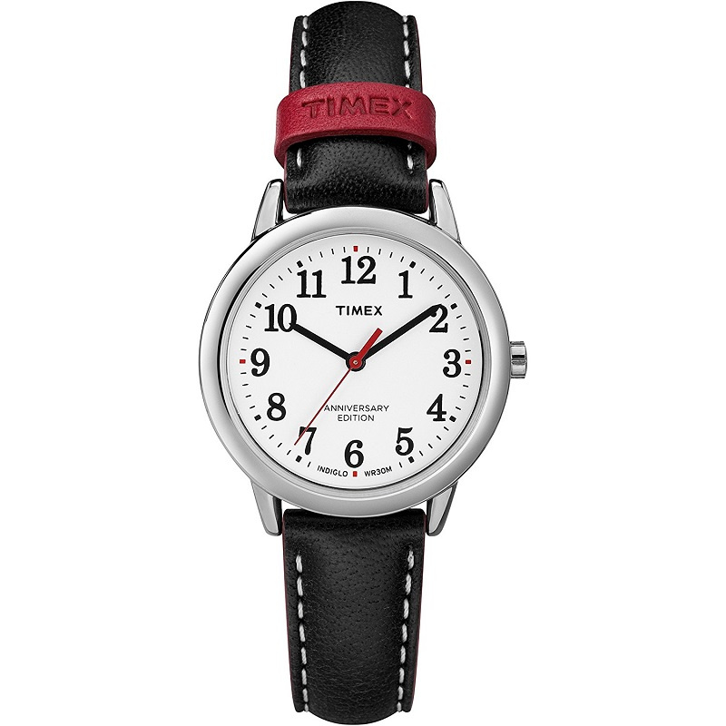 Timex Easy Reader 40th Anniversary 皮帶手錶 [2款]