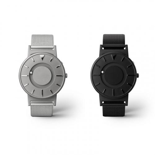 EONE Bradley 大英博物館典藏觸感鋼帶手錶 [2色]