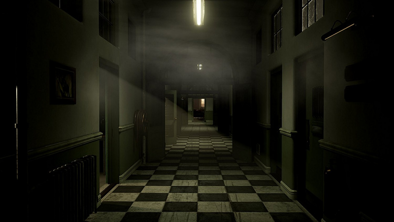 PS VR The Inpatient