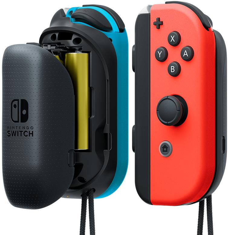 Nintendo Switch Joy-Con擴張充電池(乾電池)